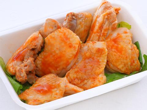もも肉 -Chicken thigh-